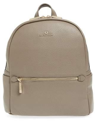 Celine Dion Adagio Leather Backpack