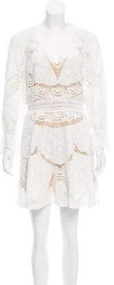 Chloé Dress Overlay Romper