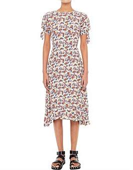 Faithfull The Brand Emilia Midi Dress