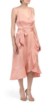 Marilyn Wrap Dress