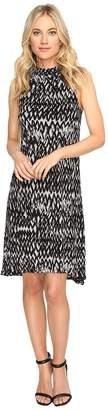 Kensie Painted Zigzag Dress KS1K7927 Women's Dress