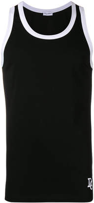 Dolce & Gabbana logo fitted vest top