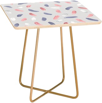 Deny Designs Pastel Side Table