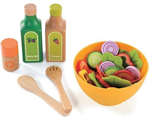Green Baby Garden Salad