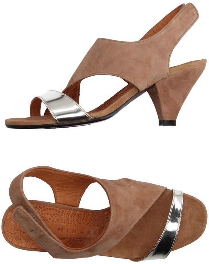 chie mihara sandals shopstyle. Black Bedroom Furniture Sets. Home Design Ideas