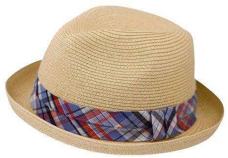 San Diego Hat Company San Diego Hat Boys 2-7 Paper Braid Hat