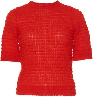 Jil Sander Knit Short Sleeve Sweater