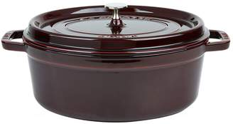 Staub Grenade Red Oval Cocotte (31cm)