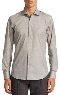 Saks Fifth Avenue x Traiano Rossini Favola Button-Up Shirt