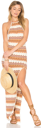 ale by alessandra Thais Knit Maxi $298 thestylecure.com