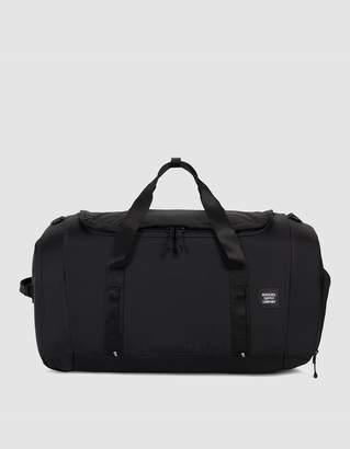 Herschel Trail Gorge Large Weekend Bag in Black
