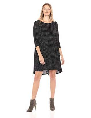 Karen Kane Women's 3/4 Sleeve Maggie Dress