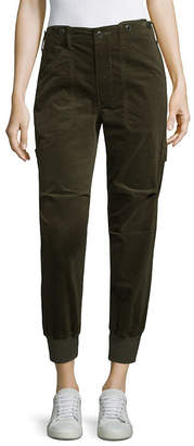 Vince Slouchy Military Sweatpant
