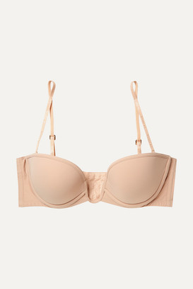 La Perla Second Skin U-plunge Bra - Neutral