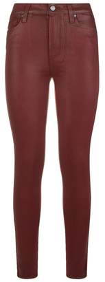 Paige Hoxton Luxe Coated Jeans