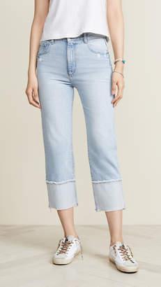 DL1961 Jerry Crop High Rise Vintage Slim Jeans