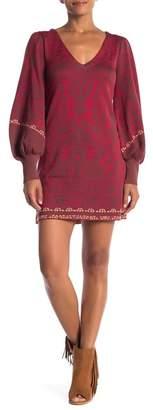 Free People Music & Lyrics Bishop Sleeve Sweater Dress