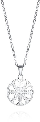 Hendrikka Waage Helm Of Awe Sterling Silver Necklace Small