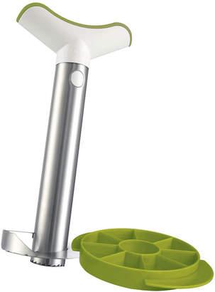 Vacu-Vin Vacu VinTM Stainless Steel Pineapple Slicer with Wedger
