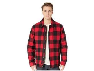 Moose Knuckles Ross Flannel Shirt Jacket