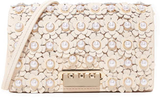 ZAC Zac Posen Earthette Floral Cross Body Bag $295 thestylecure.com