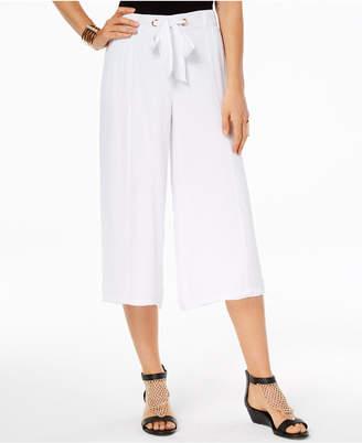 Thalia Sodi Pull-On Capri Pants