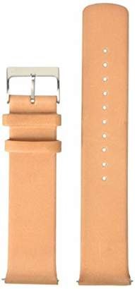 Skagen Men Holst 21mm Leather Casual Watch Band