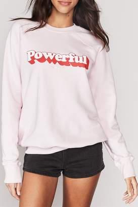 Spiritual Gangster Powerful Crew Sweatshirt
