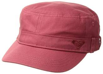 Roxy Castro Military Cap Baseball Caps