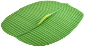 """Charles Viancin Banana Leaf 10""""x14"""" Oblong Lid"""
