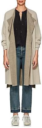 Pas De Calais Women's Double-Faced Wool-Blend Cardigan