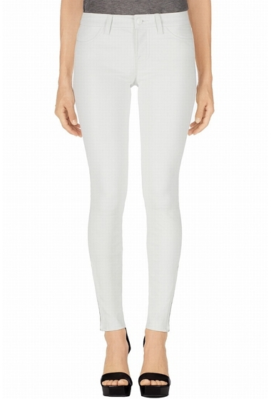 J Brand Skinny Leather Jean In Ghost