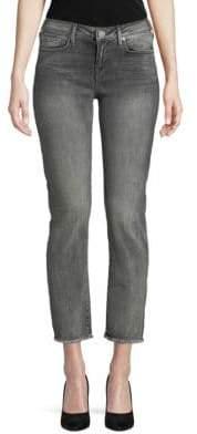 True Religion Frayed Hem Denim Jeans
