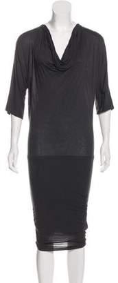 Alice + Olivia Dolman Sleeve Midi Dress w/ Tags