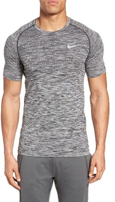 Men's Nike Men Dry Knit Running T-Shirt $80 thestylecure.com