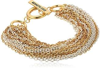 Kenneth Cole New York Women's Multi Chain Bracelet