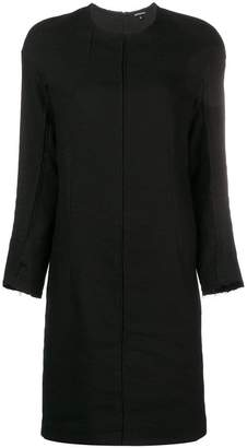 Ann Demeulemeester structured dress