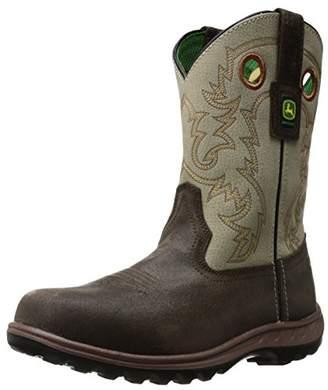 John Deere Baby Jd3417 Western Boot