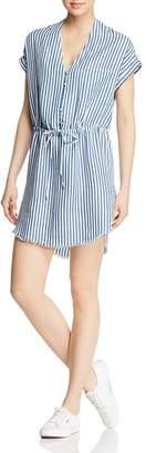 Paige Haidee Striped Drawstring Dress