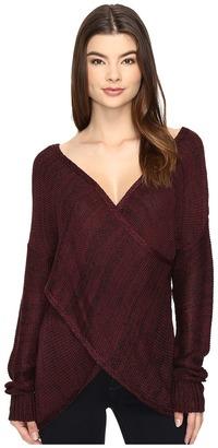Brigitte Bailey Stacia Pullover Sweater $69 thestylecure.com