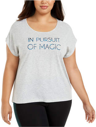 Ideology Plus Size Graphic Magic T-Shirt
