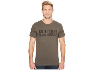 Fjallraven Equipment Block T-Shirt