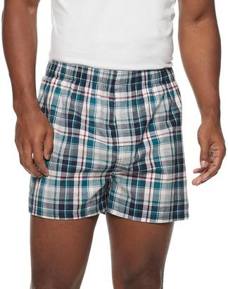 Izod Men's 3-pack Woven Boxers