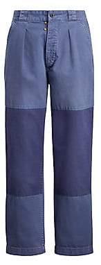 Polo Ralph Lauren Women's Patched Straight Leg Pants