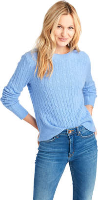 Vineyard Vines Cashmere Coral Lane Sweater