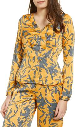 Vero Moda Olivia Floral Print Shirt