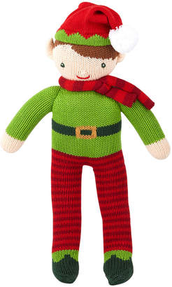 Zubels Knit Boy Elf Doll, 14