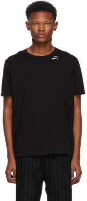 Saint Laurent Black Car T-Shirt
