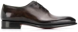 Santoni Goodyear derby shoes