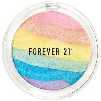 FOREVER 21+ Rainbow Highlighter